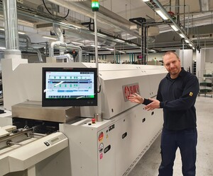 We have recently installed a SMT R-320 at Inission Munkfors